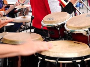 Band Big Band Drum easiest instruments to learn